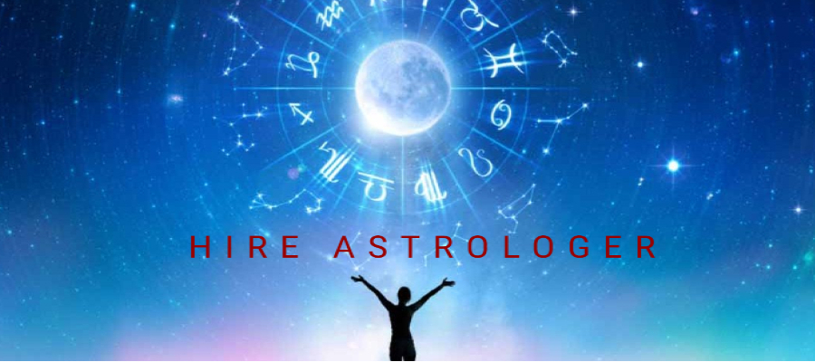 Hire Astrologer